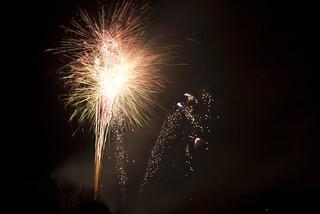 Admiral's Park Fireworks