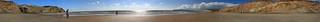 Compton Bay Panorama