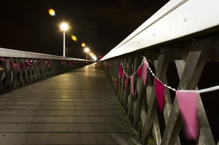 Yarmouth Pier at Night