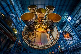 Saturn V - Business End