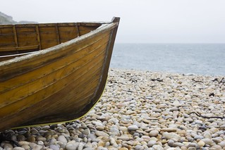 Dinghy - Chesil Cove