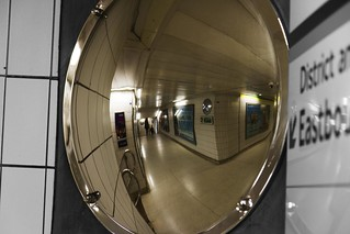 'Fish Eye' Mirror