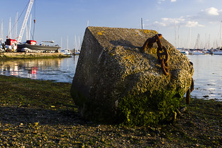 Anchor Point in Warsash