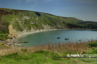 Lulworth Cove HDR