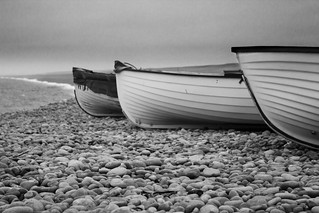 Dinghys - Chesil Beach