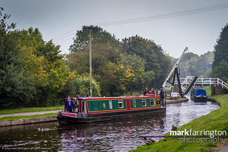 Narrow Boats on Shropshire...
