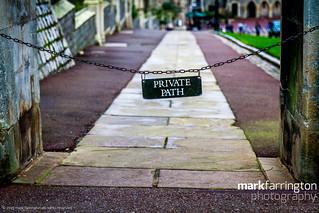 Private Path