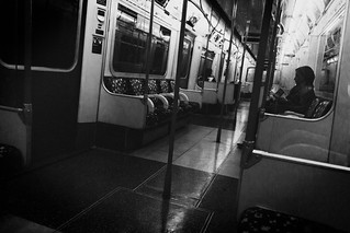 Quiet Tube, Black & White