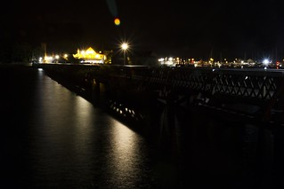 Yarmouth Pier at Night,...