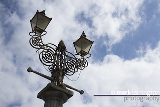 Lymington Lamp Post