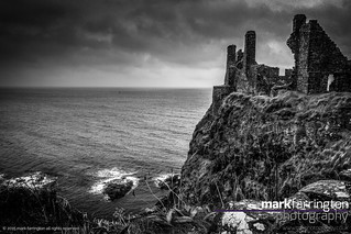 Dunluce Castle & Cliffs...