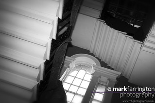 Back Stairwell - Croome...