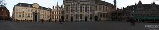 Stadhuis Brugge Panorama