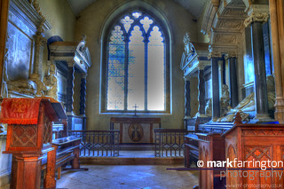 Croome Park Church HDR