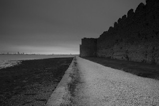 Castle Walls (Black &...