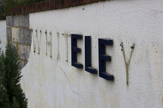Whiteley Village Sign