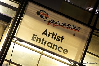 Jingle Bell Ball: Artist...