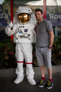 Meeting an Astronaut