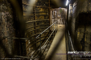 In the Lift Shaft