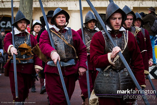 Pikemen on the March