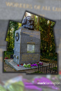 Karl Marx Joiner - Workers of All Lands Unite